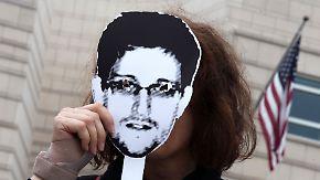 Asyl in Südamerika: Snowden fehlt der Pass zum Ausreisen