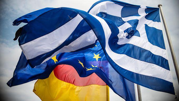 Griechenland ist derzeit das bestimmende politische und wirtschaftliche Thema.