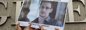 Neben Venezuela hatten auch Nicaragua und Bolivien Snowden Asyl angeboten.