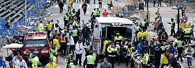Drei Menschen ließen bei dem Attentat ihr Leben, 260 wurden verletzt.