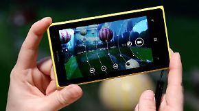 Neuer Schwung für Nokia?: Lumia 1020 setzt auf Fotografen unter Handynutzern