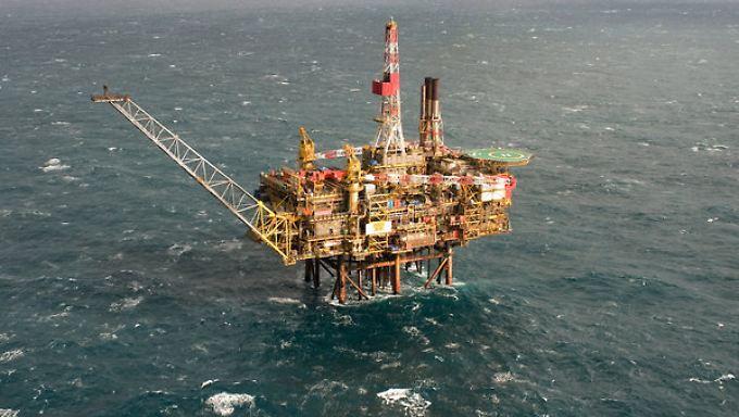 Öl wird etwas preiswerter gehandelt.