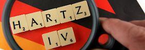 Einmal Hartz IV - immer Hartz IV?: Jeder Zweite erhält seit vier Jahren Hilfe