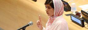 """""""Bildung ist die einzige Lösung"""": Die furchtlose Malala"""