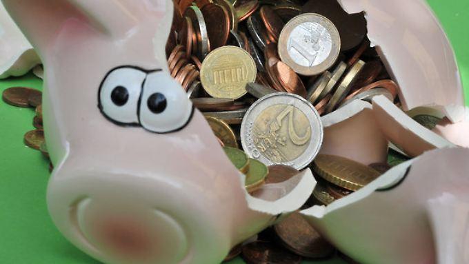Dazu muss es nicht mehr kommen: Derzeit sparen Unternehmen durch niedrige Zinsen Milliarden bei der Finanzierung.