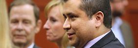 Urteil spaltet die USA: Todesschütze von Trayvon Martin freigesprochen