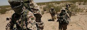 Kommando in Afghanistan lieferte Daten zu: Bundeswehr kennt Prism seit Jahren
