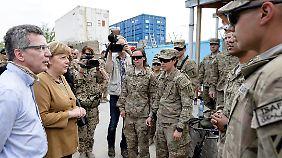 Verwirrung um Bundeswehrbeteiligung: Nato unterhält angeblich eigenes Prism-Programm