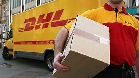 Einkaufswagen sind Geschichte: DHL liefert Lebensmittel an Haustür
