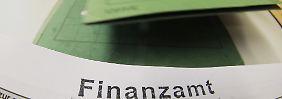 Finanzämter geraten ins Hintertreffen: Vier Millionen Steuer-Einsprüche unbearbeitet