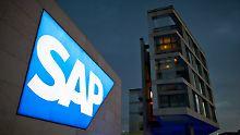Der Börsen-Tag: Cloud-Geschäft setzt SAP zu