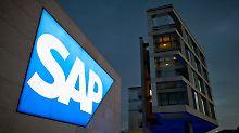 Calls mit 74%-Chance: Aufwärtspotenzial bei SAP