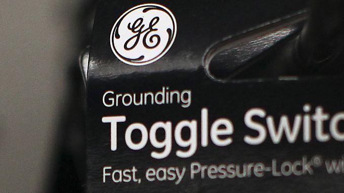Geringerer Umsatz, mehr Gewinn: GE profitiert von US-Konjunktur.