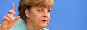 Aufklärung durch Geheimdiplomatie?: Die Kanzlerin arbeitet am Volk vorbei
