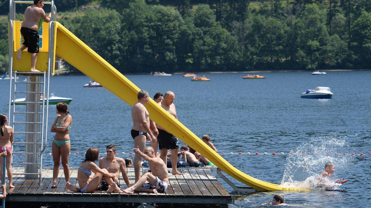 Viele Badeunfälle trüben Sommervergnügen