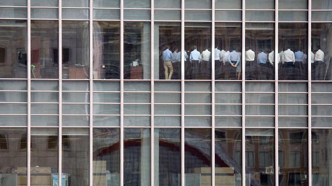 Mitte September 2008 ging Lehman Brothers Pleite - und die Finanzkrise erreichte eine ungeahnte Dimension.