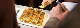 Edelmetall auf Reisen: Bundesbank holt Goldreserven nach Deutschland