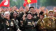 Dabei herrscht auf der koreanischen Halbinsel völkerrechtlich nach wie vor der Kriegszustand.