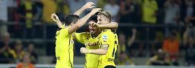 Dank sei dem BVB: Die Liga wird spannend: Der FC Bayern kann ja doch verlieren