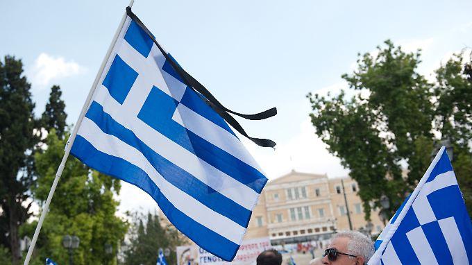 Frische Milliarden und aufmunternde Worte für das gebeutelte Griechenland
