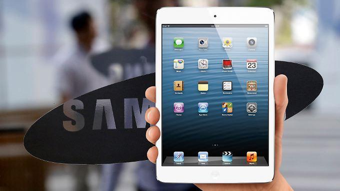 Apple kann ohne Samsung dieses Jahr vermutlich kein iPad mini mit Retina-Display auf den Markt bringen.