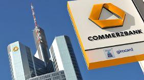 Radikaler Umbau: 2000 Commerzbank-Mitarbeiter sollen gehen