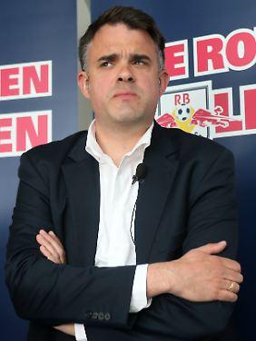 """""""Wir stehen für ein Sportkonzept mit Nachhaltigkeit"""": Ulrich Wolter."""