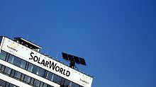 Neue Hoffnung für Beschäftigte: Niederländer wollen Solarworld übernehmen
