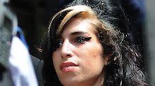 Offenbar nah am Wasser gebaut: Amy Winehouse.