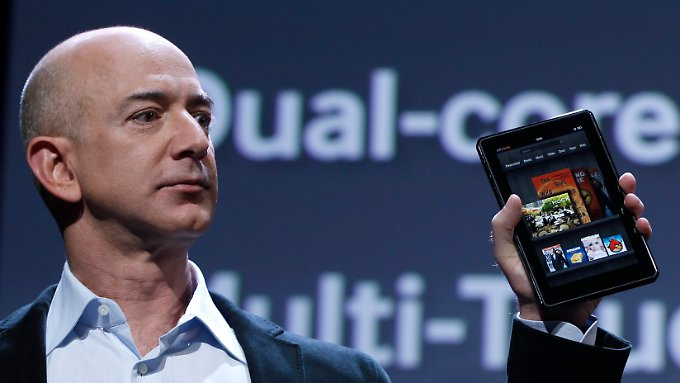 Was hat Jeff Bezos vor?
