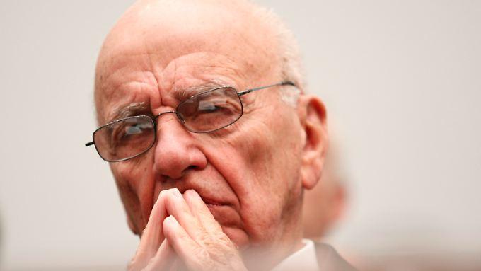 """Der 82-Jährige Medienkonglomerat Rupert Murdoch hat alles richtig gemacht bei der Aufspaltung von News Corp: In einer Firma sind die elektronischen Medien gebündelt, dazu zählt auch die Beteiligung am Bezahlsender Sky Deutschland. In einer zweiten ist das Verlagsgeschäft untergebracht mit dem Flaggschiff """"Wall Street Journal"""". Nur dieser Zweig heißt weiterhin News Corp."""