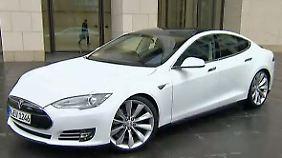 """""""Das beste Auto der Welt"""": Elektro-Flitzer stiehlt Benzinschluckern die Show"""