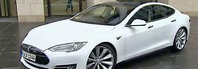 Mit E-Sportwagen auf Erfolgskurs: Tesla setzt Konkurrenz unter Strom