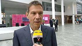 """Obermann im n-tv Interview: """"Meine Sorgenfalten halten sich in Grenzen"""""""