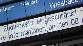 Chaos am Mainzer Bahnhof: Personalmangel bringt Deutsche Bahn in Erklärungsnot