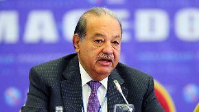 Carlos Slim weiß, was er nicht will: E-Plus verramschen.