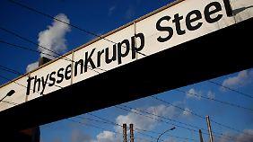 Gerücht um Kaptialerhöhung: ThyssenKrupp schmiedet Rettungspläne