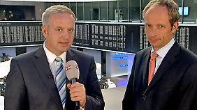 """Frank Meyer spricht mit Stefan Riße: """"Ergebnis dieser Politik muss Inflation sein"""""""