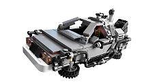 Am DeLorean DMC-12 von Lego ist jedes kleine Detail bedacht worden.