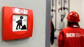 Probleme beim Brandschutz: BER eröffnet frühestens Mitte 2015