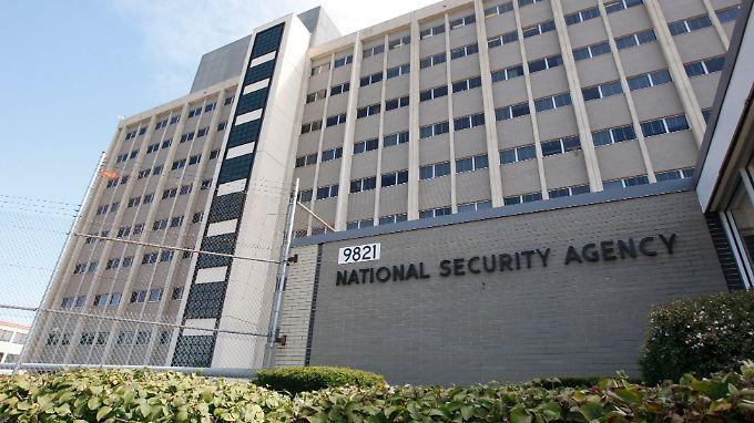 Eines der NSA-Gebäude in Fort Meade - was und wie werden hier deutsche Daten analysiert?
