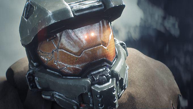 Das neue Halo wird erst 2014 erscheinen.