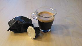 Zuiano: Kaffeetrinken für den guten Zweck.