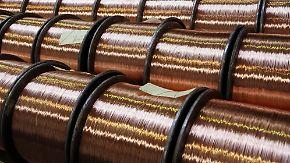 Abwärtstrend an Rohstoff-Märkten: Experten sind verhalten optimistisch