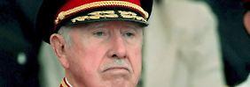 Pinochet starb 2006. Die Aufarbeitung seiner Diktatur, die 1990 endete, ist noch in vollem Gange.