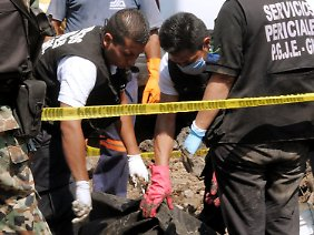 Entführungen und Morde sind vor allem in Norden Mexikos verbreitet.