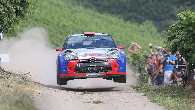 Das Unglück ereignete sich nicht während des WM-Laufs zur Rallye-Weltmeisterschaft.