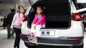 Neue Technologie für neue Kunden: Wachstumsmärkte kaufen deutsche Autos