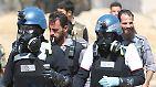 Die Streitmacht formiert sich: Was der Westen gegen Syrien aufbieten kann