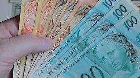 Hohe Inflation, lahmes Wachstum - Brasilien bangt um den Boom.